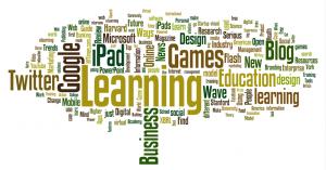 2011 Delicious by Wordle